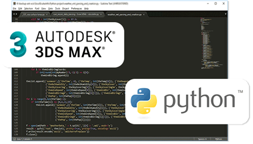 Custom & Commercial Maxscript tools, Python Apps and automation