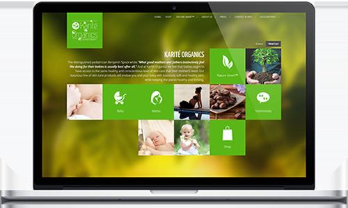 Mobile & Web Design, WordPress Development, e-Commerce, Website Maintenance
